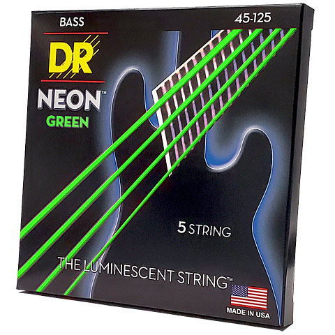DR Neon Green Medium 5