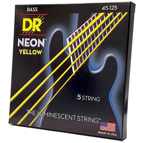 DR Neon Yellow Medium 5