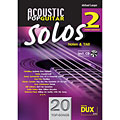 Dux Acoustic Pop Guitar Solos 2 « Libro de partituras