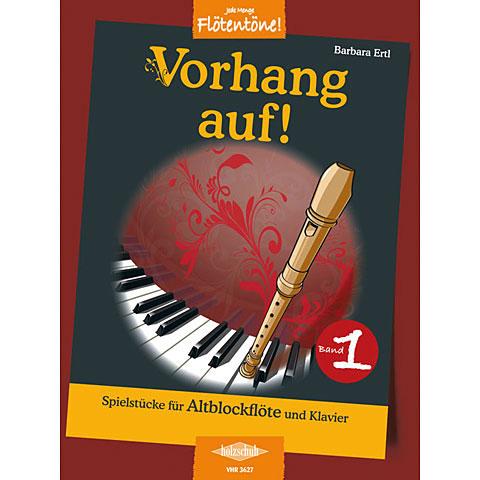 Holzschuh Jede Menge Flötentöne Vorhang auf! Bd.1