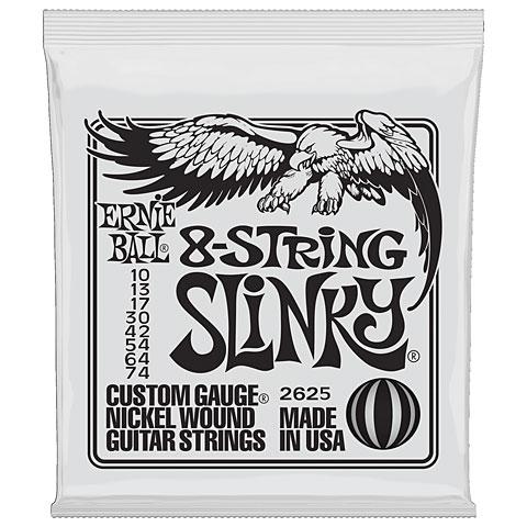 Ernie Ball Slinky 8-String EB2625 010-074