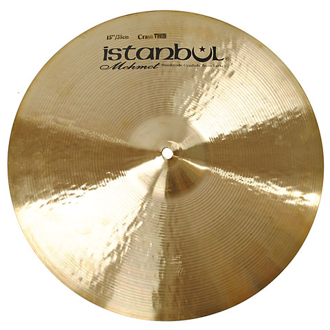 Istanbul Mehmet Traditional 15  Thin Crash