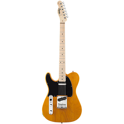 Squier Affinity Tele MN, Butterscotch Blonde