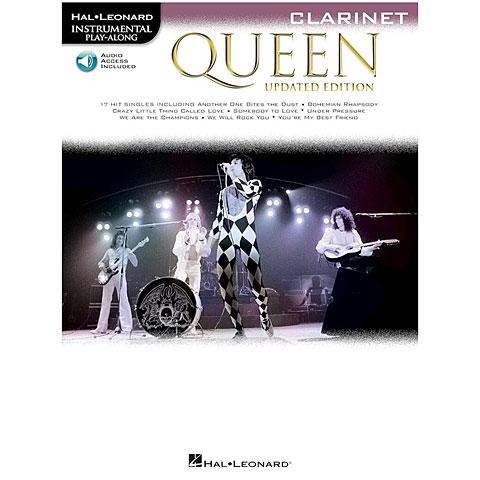 Hal Leonard Queen for Clarinet