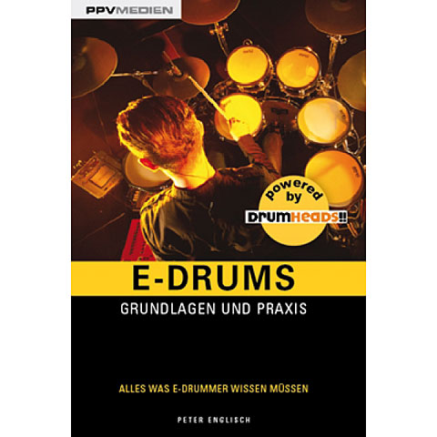 PPVMedien E-Drums Grundlagen und Praxis