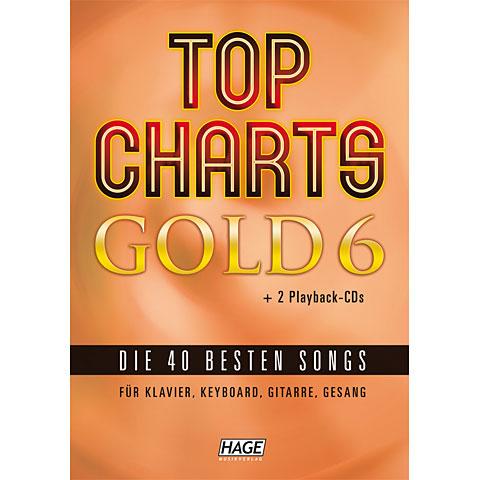 Hage Top Charts Gold 6