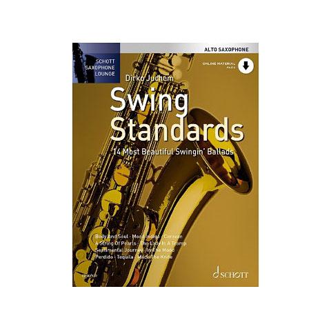 Schott Saxophone Lounge - Swing Standards