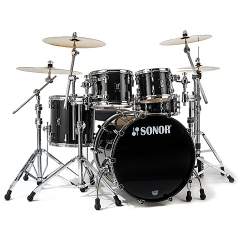 Sonor ProLite PL 12 Stage 3 Brilliant Black