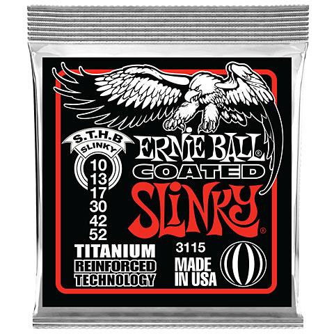 Ernie Ball Coated Slinky EB3115 010-052