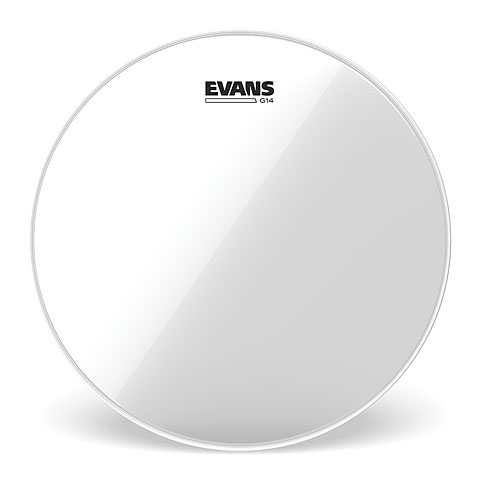 Evans Genera G14 Clear TT18G14