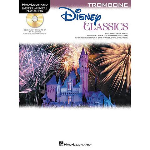 Hal Leonard Disney Classics for Trombone