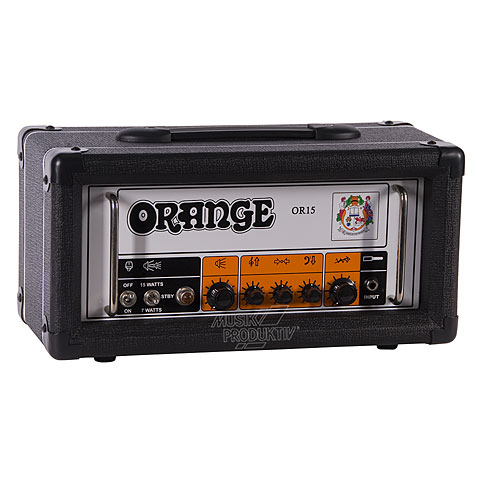 Orange OR15H BLK