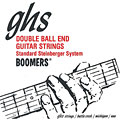 Cuerdas guitarra eléctr. GHS Double Ball End Boomers 010-046 DB-GBL