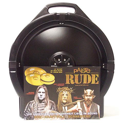 Paiste RUDE Rude-Set 14HH/16TC/20R