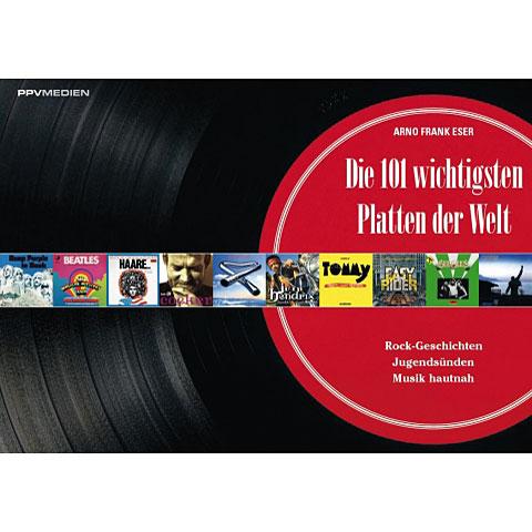 PPVMedien Die 101 wichtigsten Platten der Welt