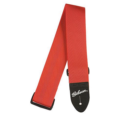 Gibson Regualr Logo red