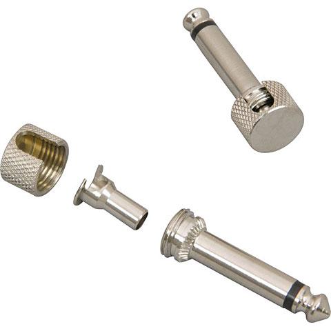 Lava Cable Lava Plug Right Angle Nickel