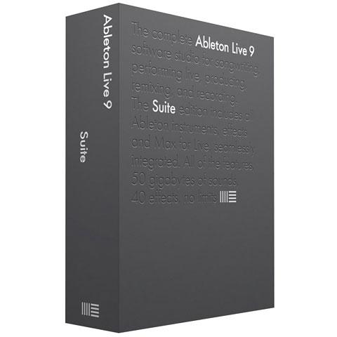 Ableton Live 9 Suite D Upg. Live Intro