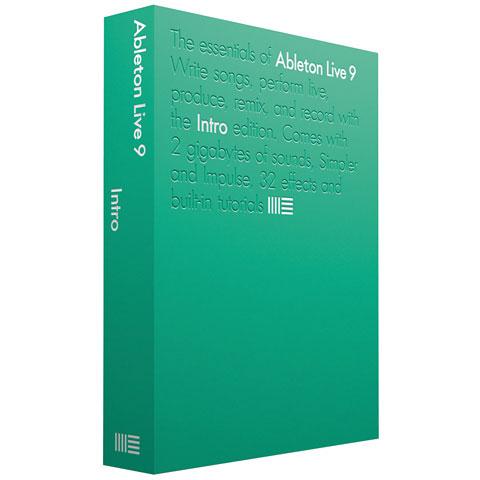 Ableton Live 9 Intro German