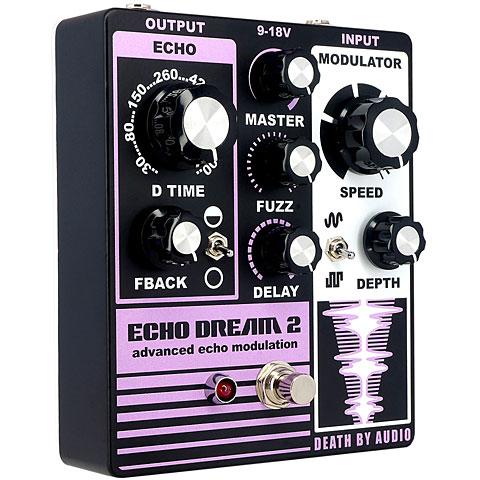 Death By Audio Echo Dream 2