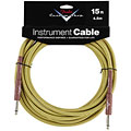 Cable instrumentos Fender Custom Shop Performance Tweed 4,5 m