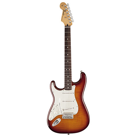 Fender Standard Stratocaster Plus Top RW TBS