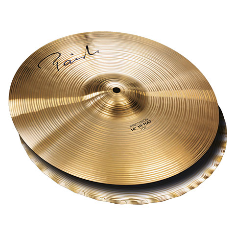 Paiste Signature Precision 14  Sound Edge HiHat
