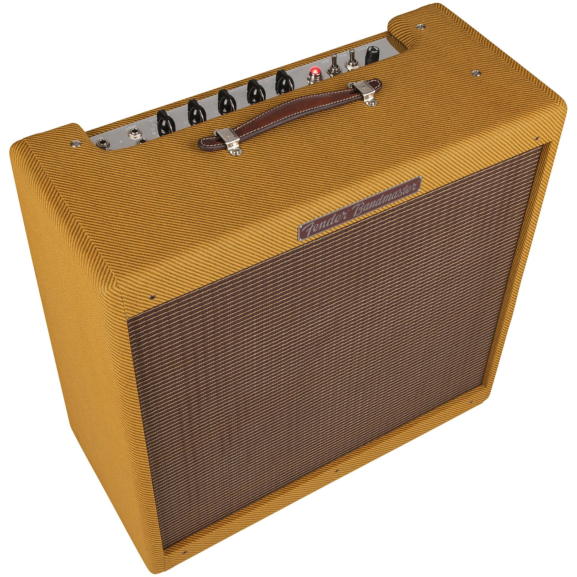 Vintage Fender Fender amplificador
