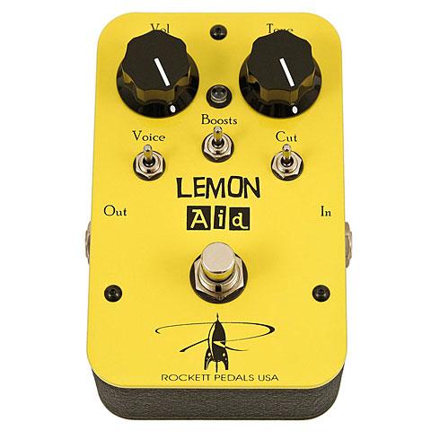 Rockett Pedals Lemon Aid