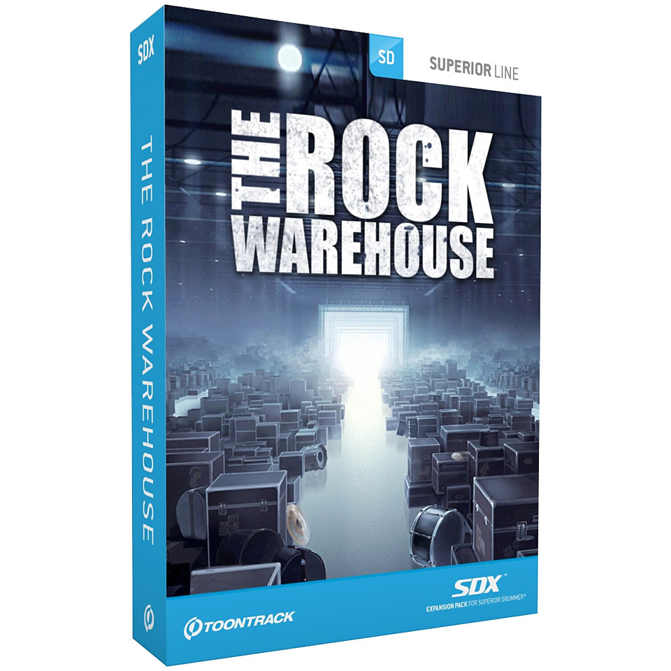 Toontrack rock solid