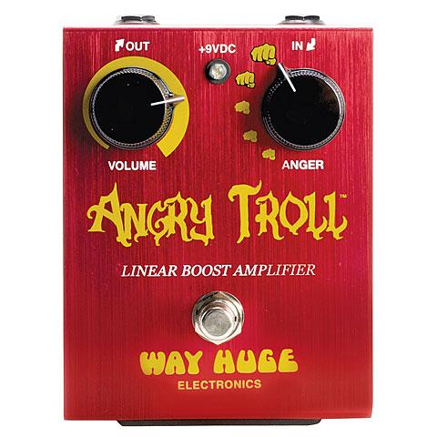 Way Huge Angry Troll