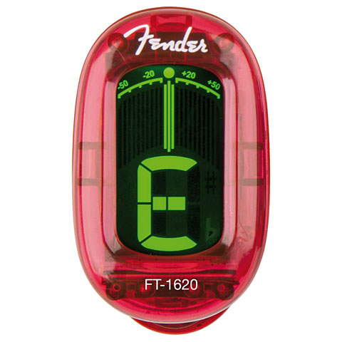 Fender FT160 California Tuner CAR