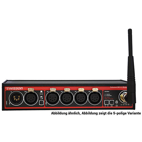 Swisson XSW-TR-3B Wireless CRMX