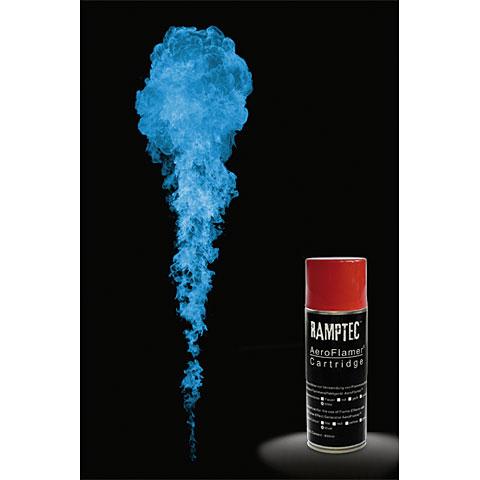 Ramptec Aerosolfluid, blue, 450 ml