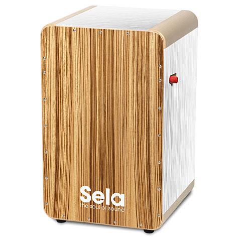 Sela Wave Pro SE026 White Zebrano