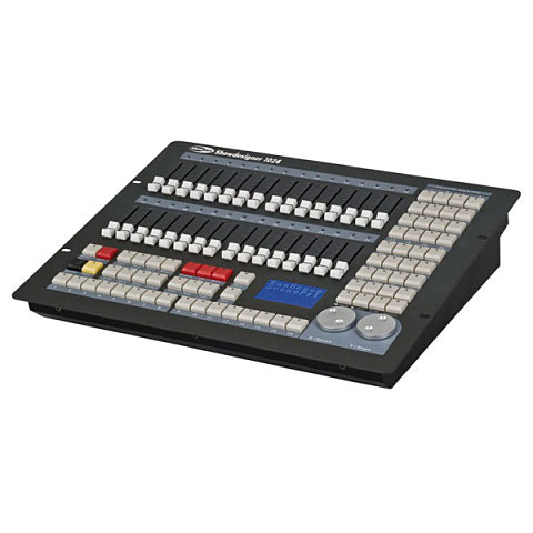 Showtec Showdesigner 1024 Channel
