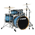 Sonor Select Force SEF 11 Studio WM Blue Galaxy Sparkle « Batería