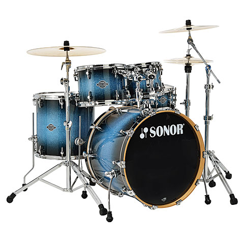 Sonor Select Force SEF 11 Stage 3 WM Blue Galaxy Spakle