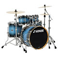 Sonor Select Force SEF 11 Stage 3 WM Blue Galaxy Spakle « Batería
