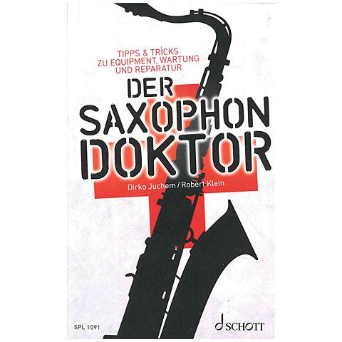Schott Schott Der Saxophon Doktor