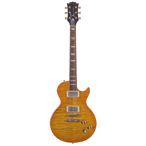 Scala Guitars Underdog 5A Flamed Maple Top