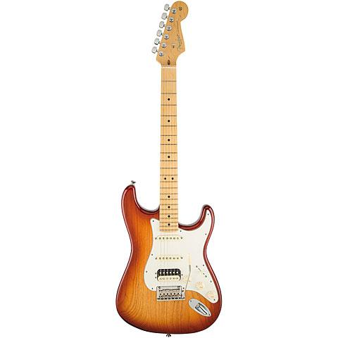 Fender American Standard Strat HSS Shawbucker MN SSB