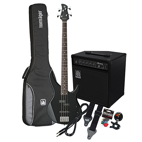 Yamaha TRBX 174 BL / Ampeg BA-108