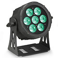 Cameo Flat Pro 7 IP65 « Lámpara LED