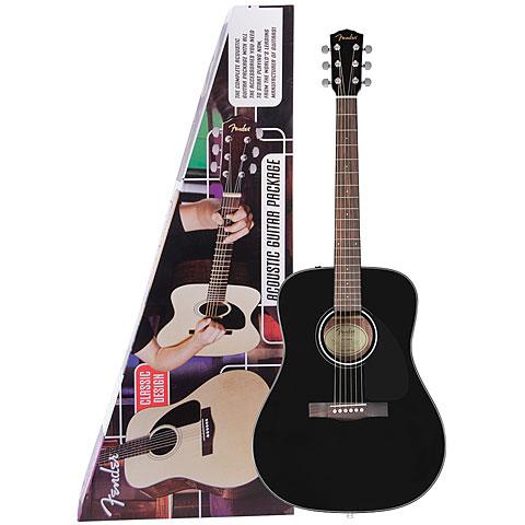 Fender CD-60 BK Package