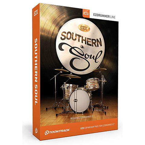 Toontrack Southern Soul EZX