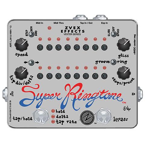 Z.Vex Super Ringtone Vexter