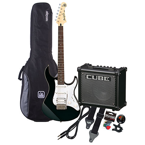 Yamaha Pacifica 112 BL / Roland Cube 10GX MP-Bundle