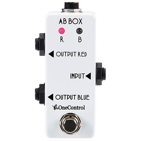 One Control Minimal AB Box