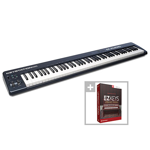 M-Audio Keystation 88 MkII Bundle